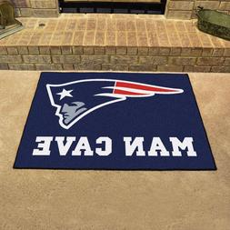 FANMATS 14332 NFL New England Patriots Nylon Universal Man C