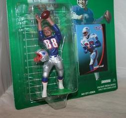 1998 NFL Starting Lineup TERRY GLENN New England Patriots Ro