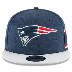 New Era 2018 Men's New England Patriots Sideline Home 9Fifty