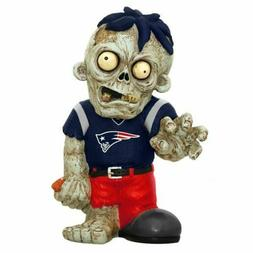 "New England Patriots 9"" nfl Jersey ZOMBIE FIGURINE Forever"