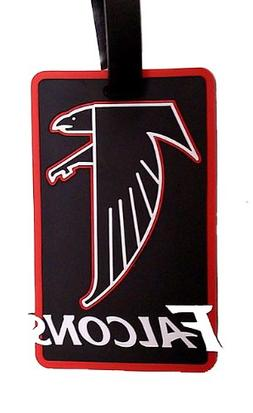 Atlanta Falcons - NFL Soft Luggage Bag Tag