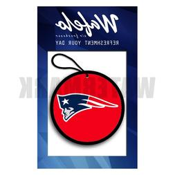 Custom New England Patriots NFL Air Freshener Car and Home F