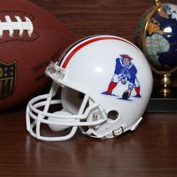 Riddell New England Patriots 1982-1989 Retro Mini Helmet - W