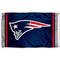 New England Patriots Large NFL 3x5 Flag