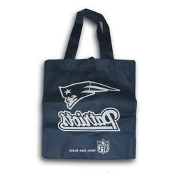 Forever Collectibles NFL New England Patriots Reusable Tote