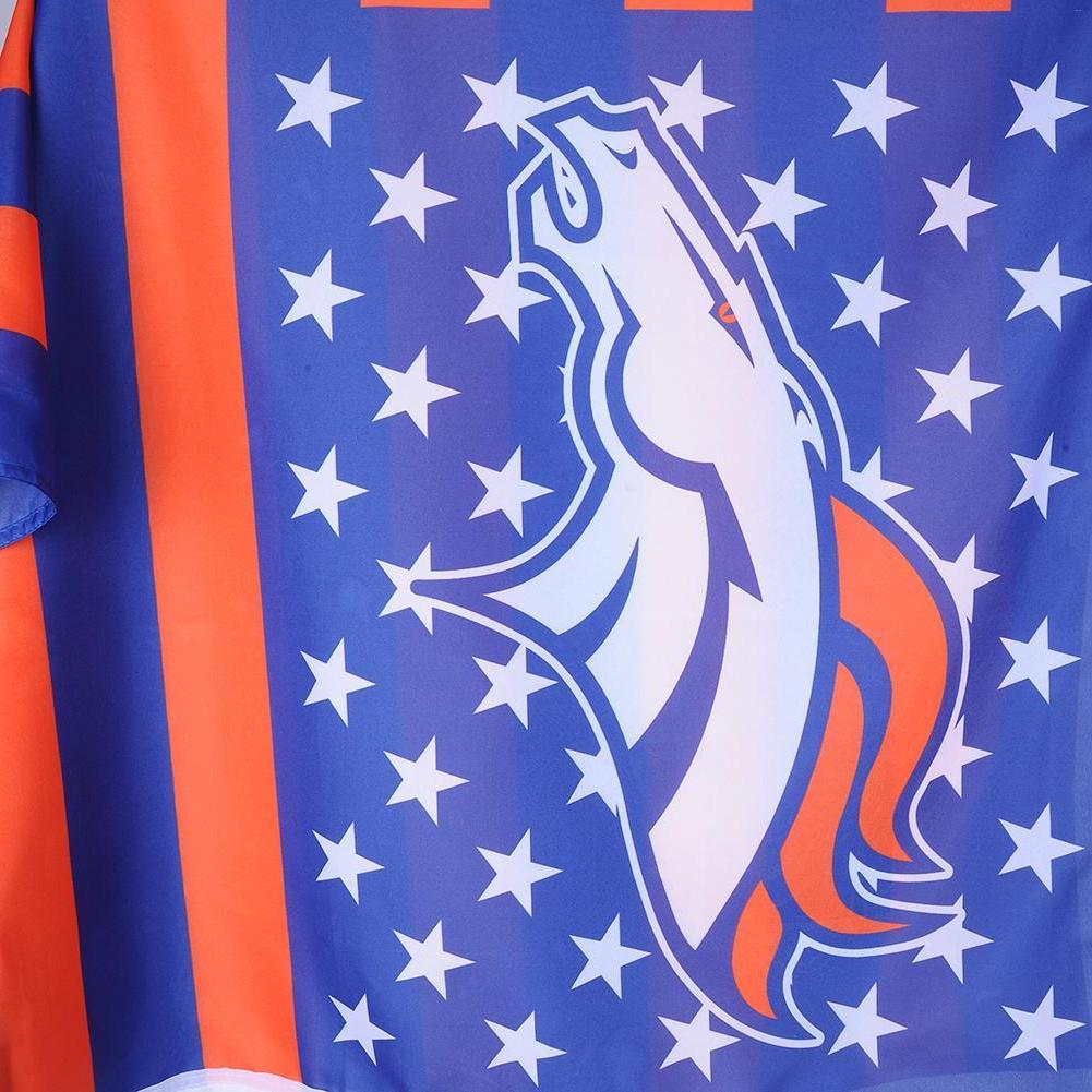 2019 <font><b>Flags</b></font> Denver Broncos <font><b>Patriots</b></font> <font><b>Flag</b></font> <font><b>Flag</b></font> For Game