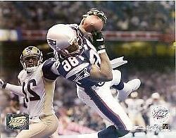 David Patten New England Patriots 8x10 Photo