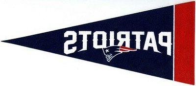 New England Patriots NFL Mini Pennant Set