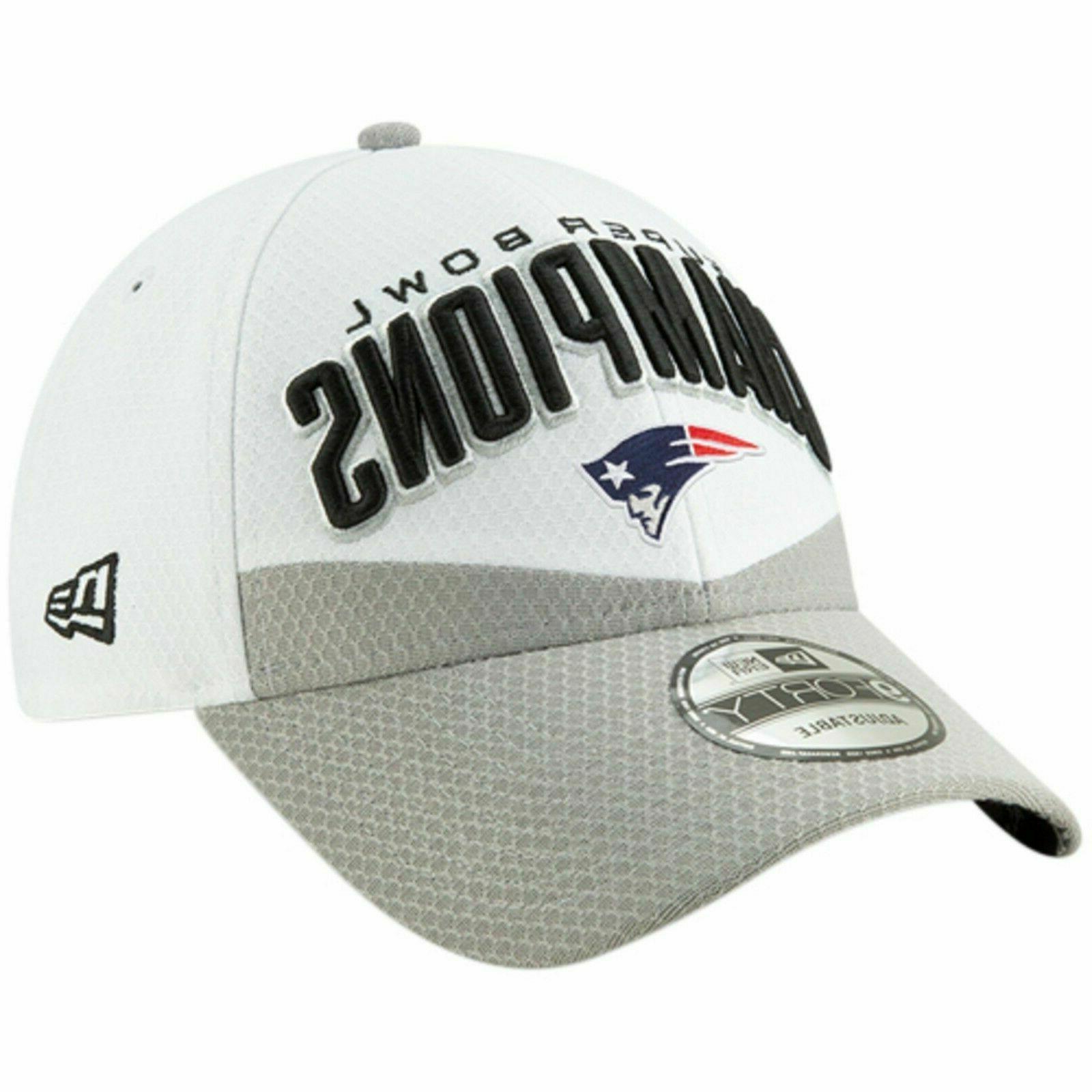 New England Patriots Super Champs Locker Era Snap Hat