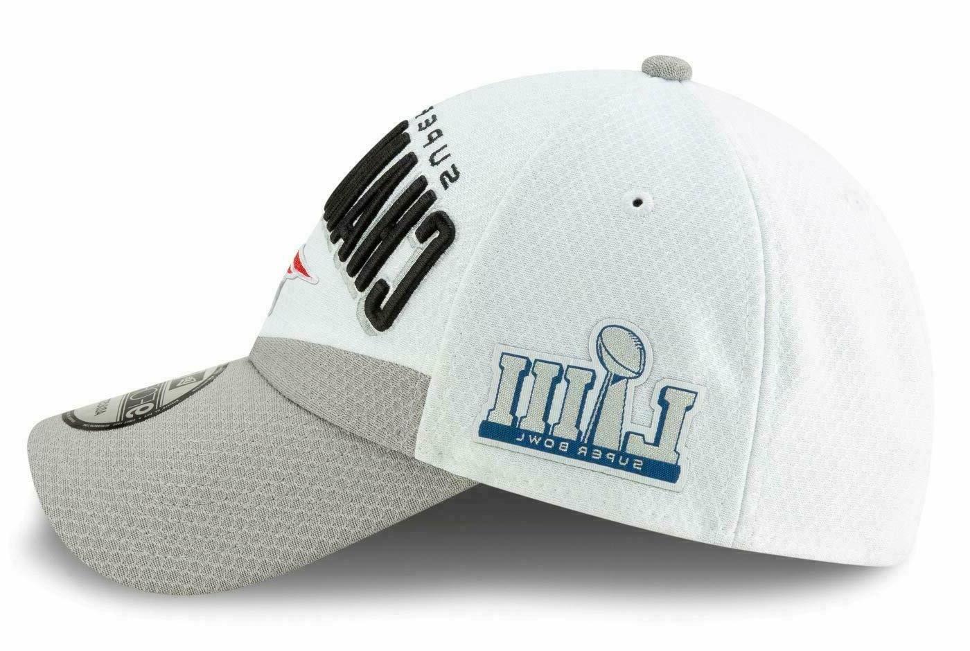 New Era Super Bowl Llll Champs Locker Era Hat