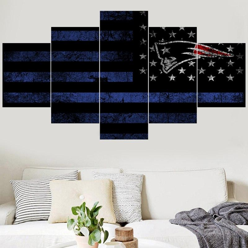<font><b>Ball</b></font> <font><b>New</b></font> <font><b>Patriots</b></font> Paintings For Wall Picture Canvas For Living Room