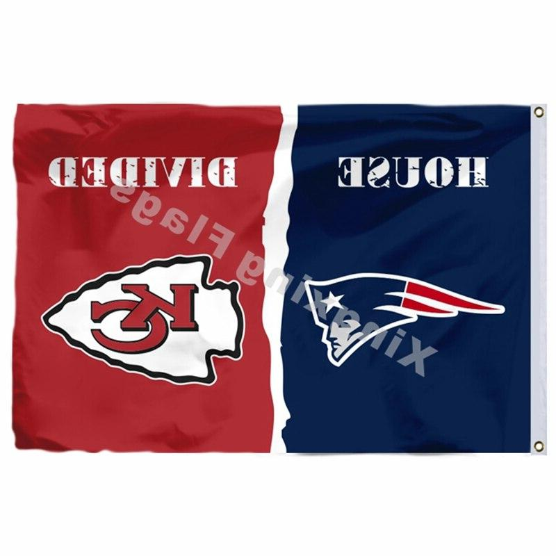 <font><b>New</b></font> <font><b>England</b></font> <font><b>Patriots</b></font> Old <font><b>Flag</b></font> 3ft Polyester Banner Size No.4 90*150cm