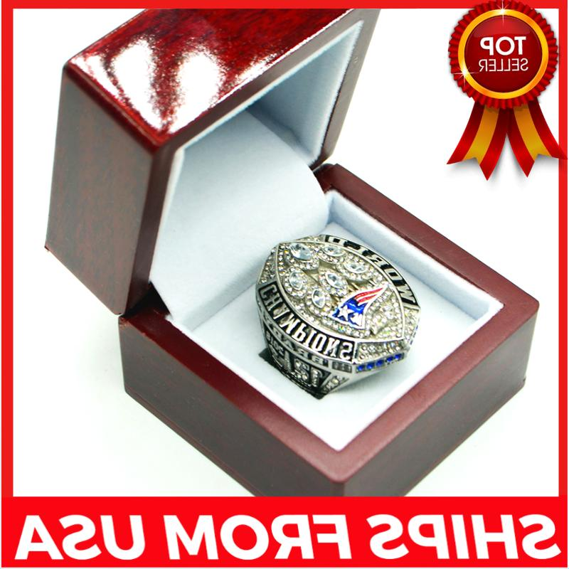 from usa 2019 new england patriots ring
