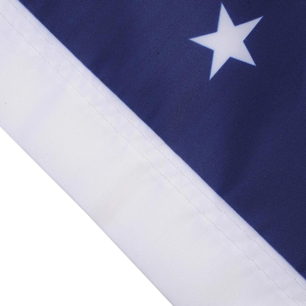 Hot USA Football <font><b>Flag</b></font> Custom Team Party Supplies For