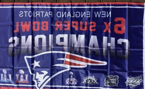 new england patriots 3 x5 feet flag