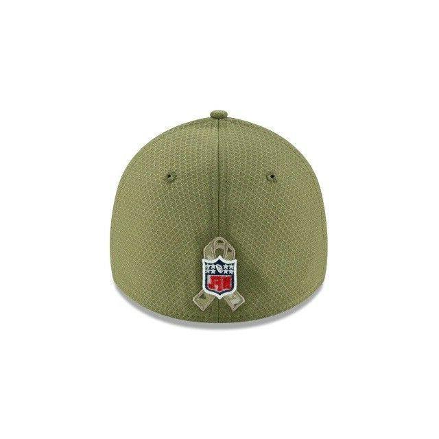 New Era 39THIRTY NFL To Service Cap Hat