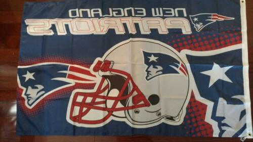 new england patriots 3x5 flag us seller