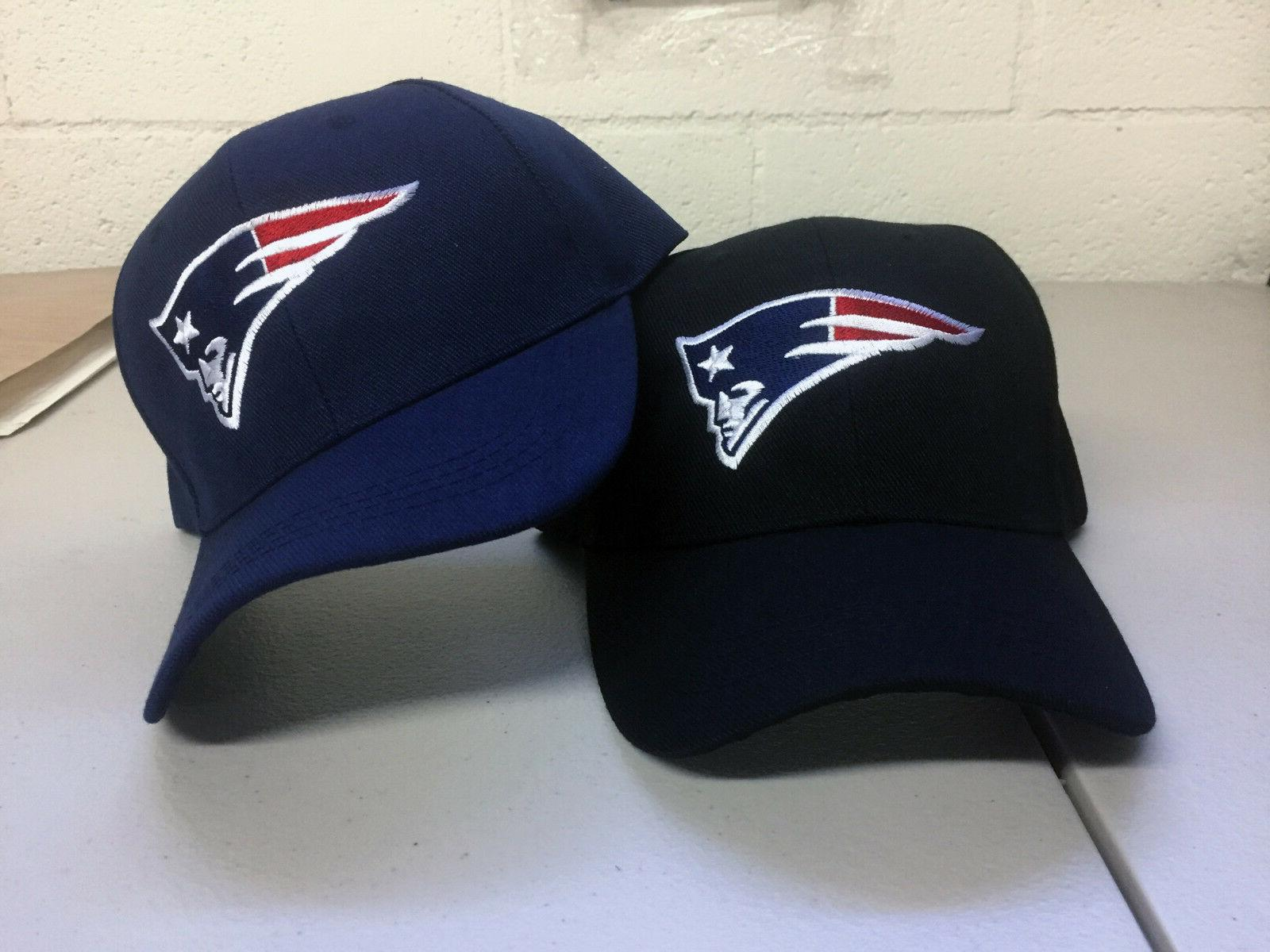 new england patriots cap hat embroidered game