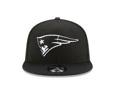 New Patriots Era BLACK 9Fifty NFL