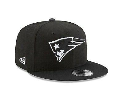 new england patriots classic black white 9fifty