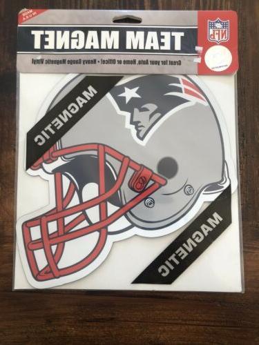 new england patriots helmet magnet magnetic football