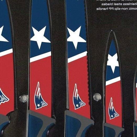 new england patriots knife set kitchen 5