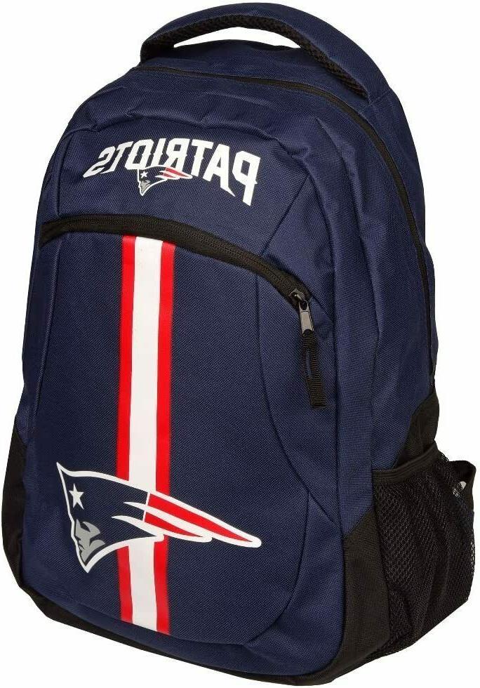 new england patriots legendary logo backpack