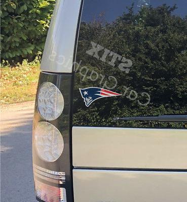 NFL Sticker Car Bumper Decal