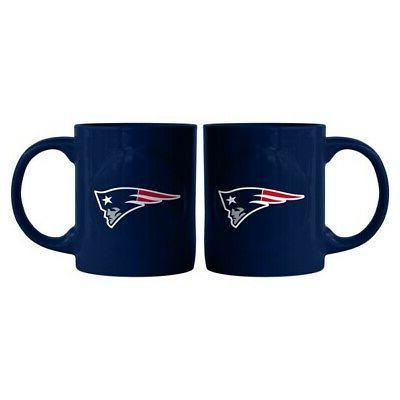 new england patriots nfl rally coffee mug
