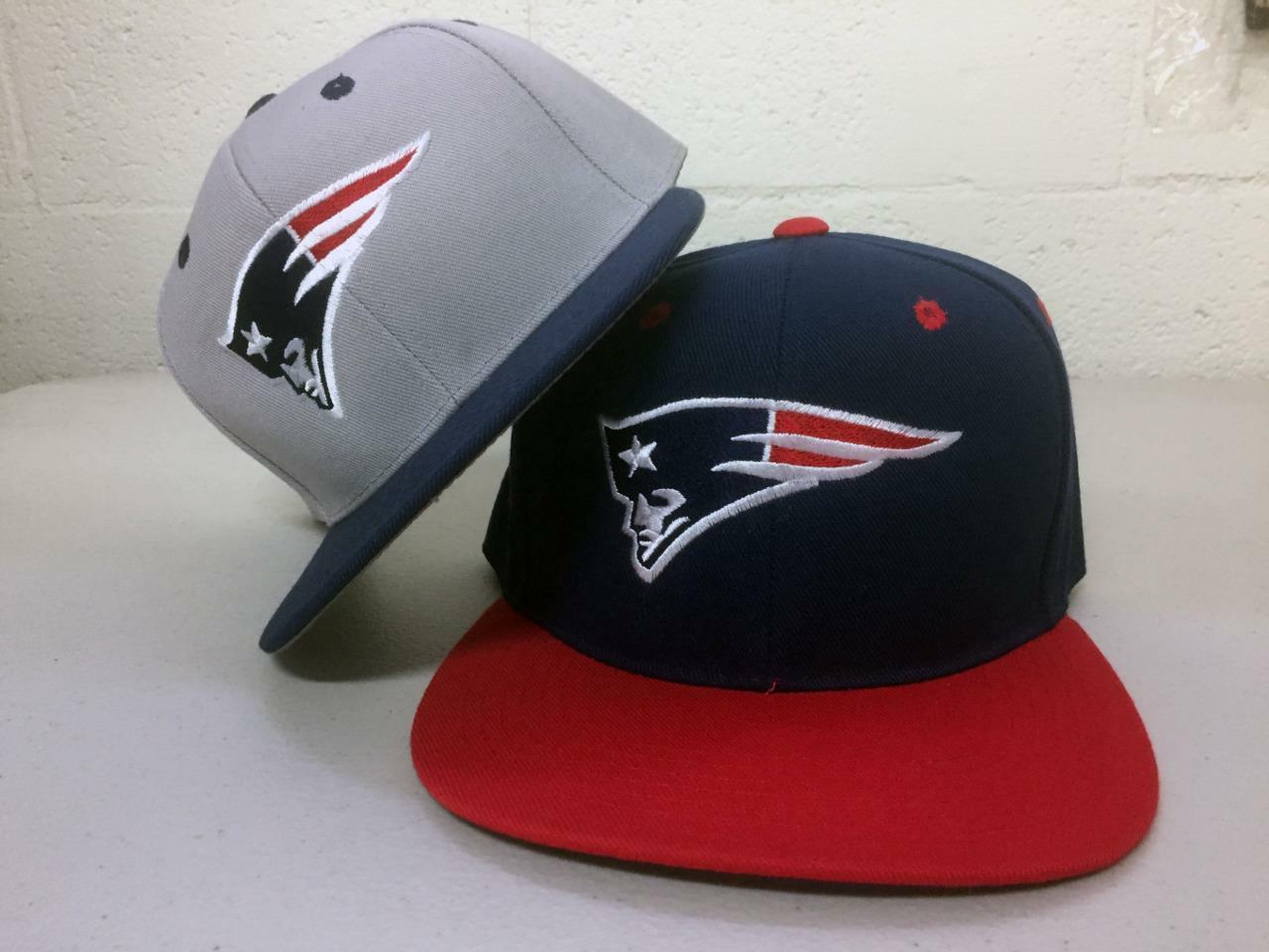 new england patriots snap back cap adjustable