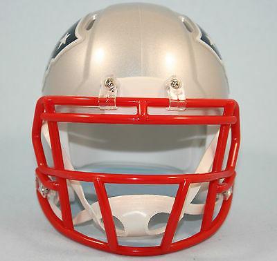 NEW PATRIOTS Riddell Speed Helmet