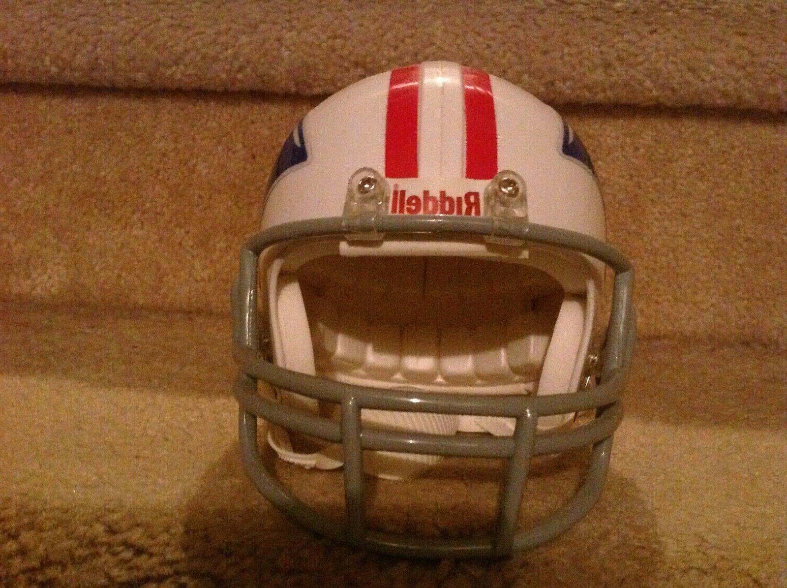 New mini Football RIDDELL Boston