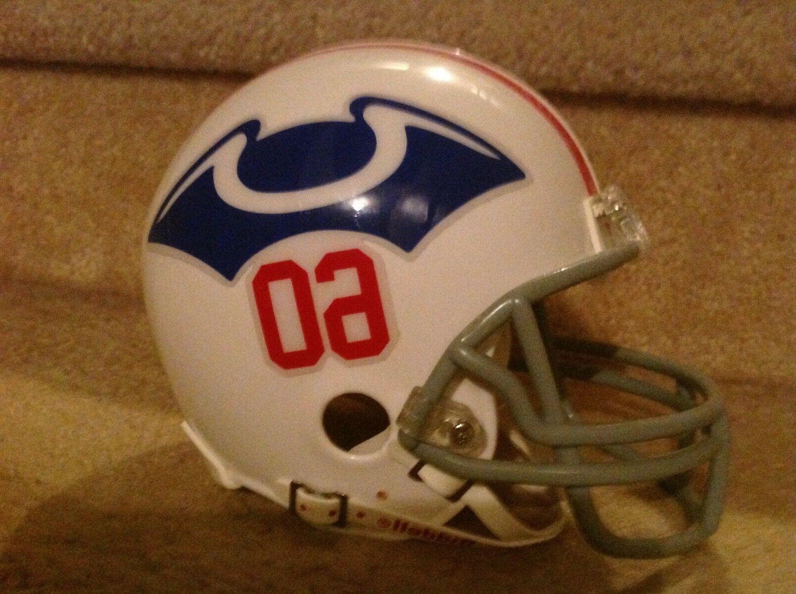 New throwback mini Helmet RIDDELL Boston