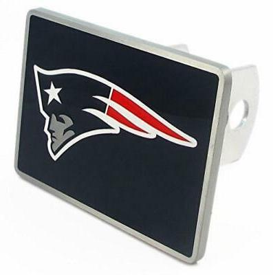 new england patriots trailer hitch cover new
