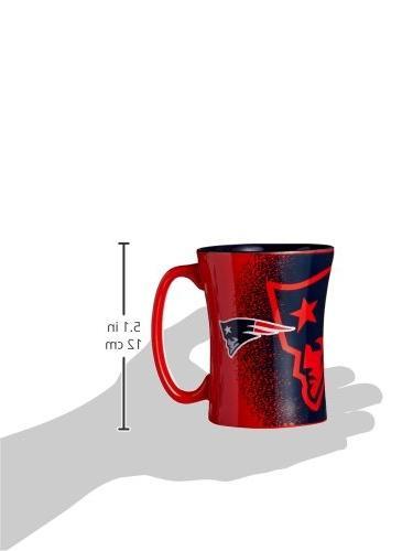 NFL New Mocha Mug, 14-ounce,