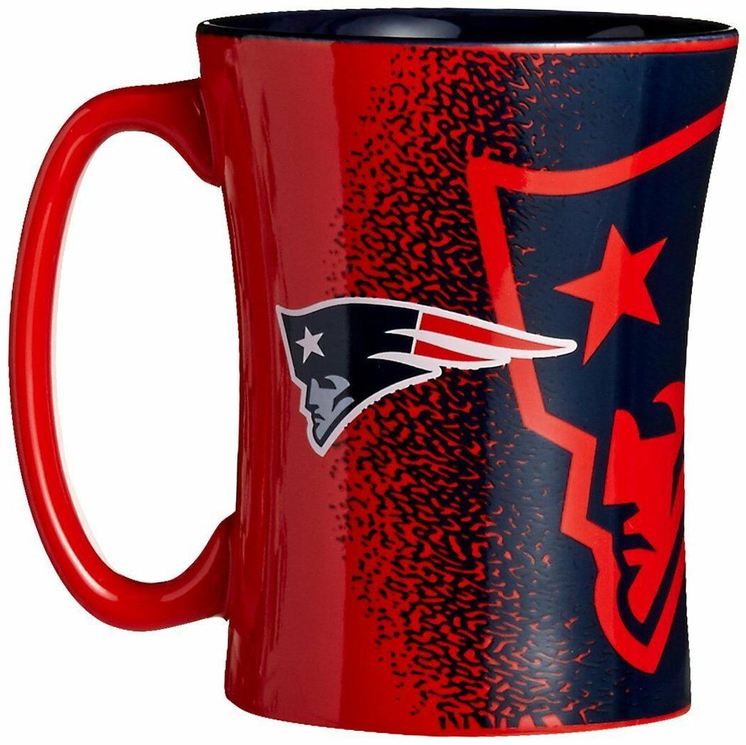 nfl england patriots mocha mug