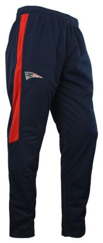 Zubaz NFL Football Men's New England Patriots Athletic Track
