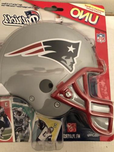 NFL New England Patriots Collectible Cards in - NEW!