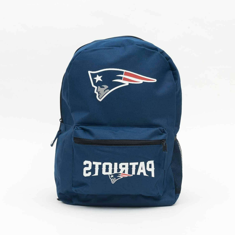 nfl new england patriots backpack sport