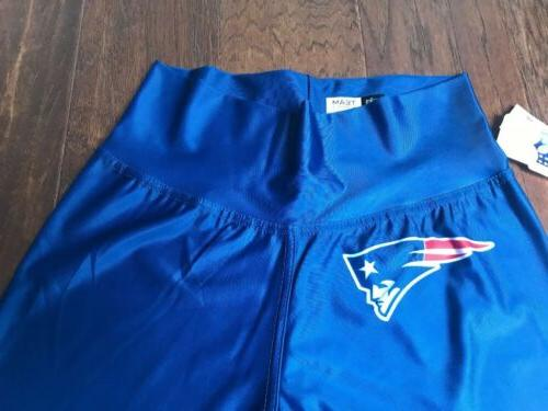 NFL New England GameDay Stretch Pants Leggings XS