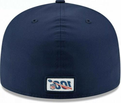 New New England Field Sideline Home Fitted Cap