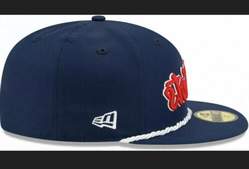 New NFL Field Home Fitted Cap