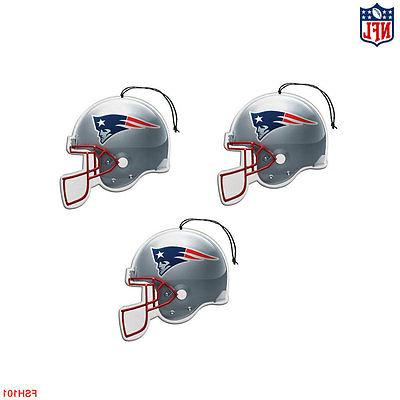 nfl new england patriots paper hanging air
