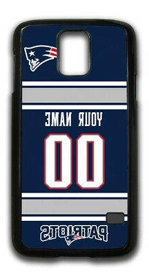 NFL New England Patriots Personalized Name/Number Samsung Ph