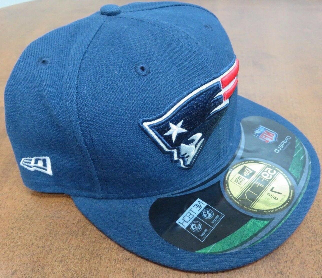 NFL NewEra New England Field Hat