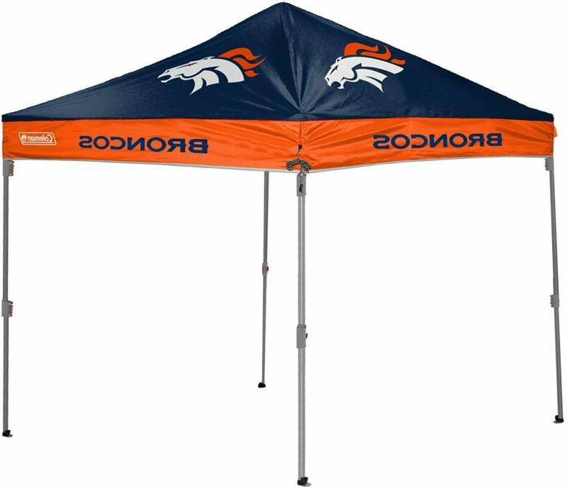 nfl straight leg canopy with case 10
