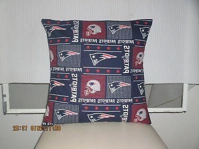 pillow cover shams new england patriots