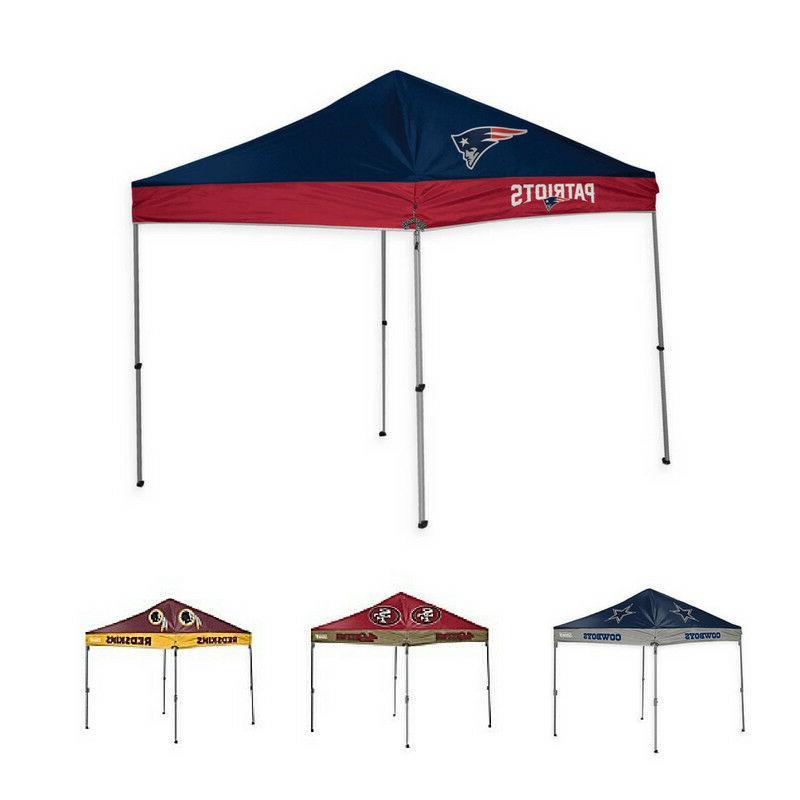 straight leg 9 x 9 ft canopy