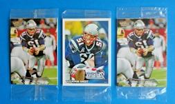 Lot of  2010 Topps Football Promo Packs Tom Brady + 15 other