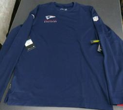 Nike Men's Large NFL New England Patriots Onfield Apparel Th